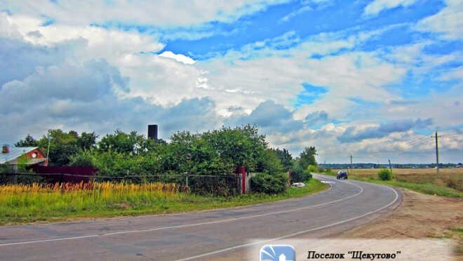 ЖК Радужный (Щекутово)